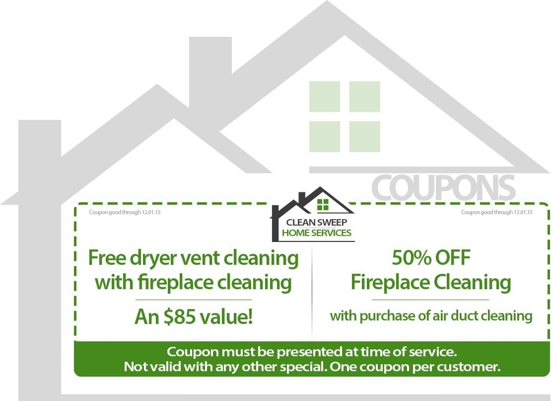 clean sweep home services coupon